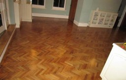 Hand Scraped flooring