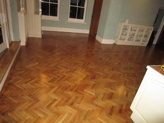 Hand Scraped flooring