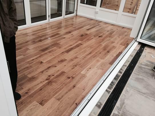 Wood flooring Barnet