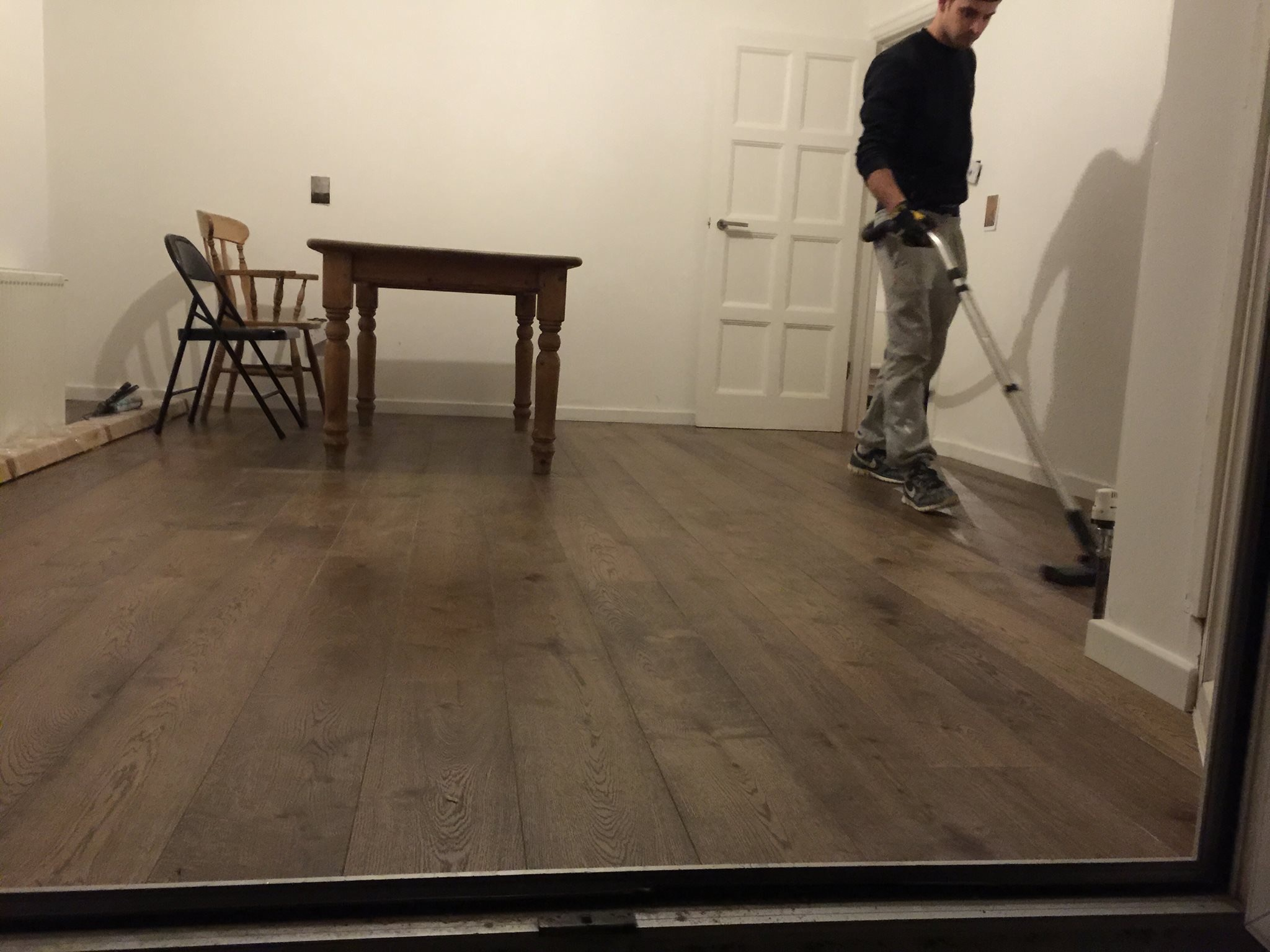 How To Lay Wooden Flooring On Srs Carpet Vidalondon